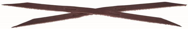 Ultimate Cowboy Gear Replacement Headstall Tie 3/8
