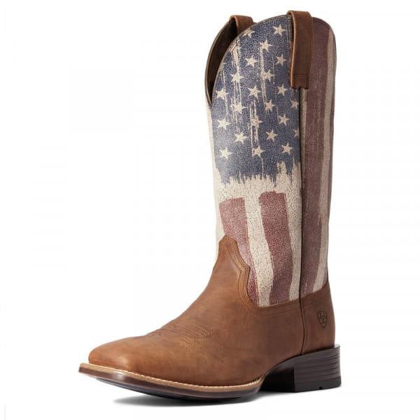 Ariat Mens Patriot Ultra Western Boot