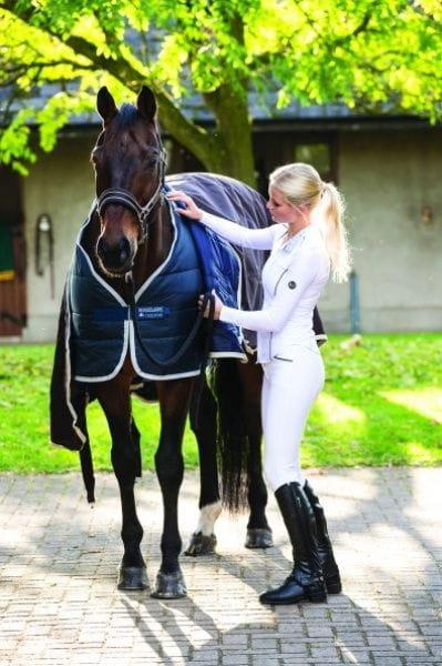 Horseware Vari-Layer Liner Unterdecke 250g