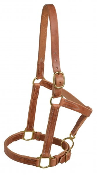 Ultimate Cowboy Gear Lederhalfter Horse