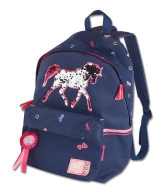 Kinder Rucksack Horse Love