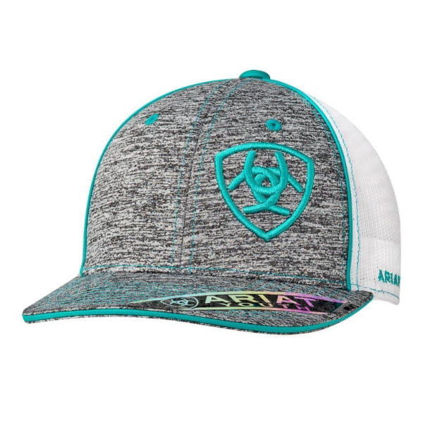 Ariat Youth B Fit Cap Turqouise