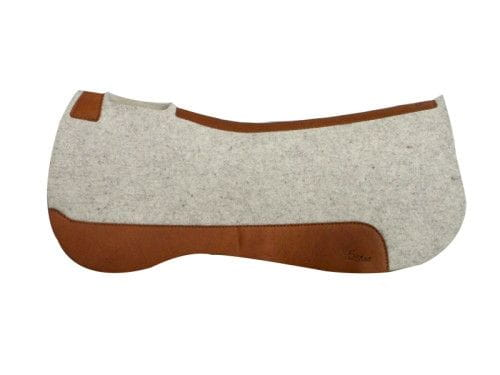 5 Star Equine Reiner Pad 7/8 Inch - Butterfly Close Contact natur