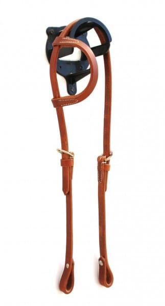 Harness Westernkopfstück - Einohr