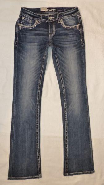 Grace in LA Jeans Little Wings Bootcut