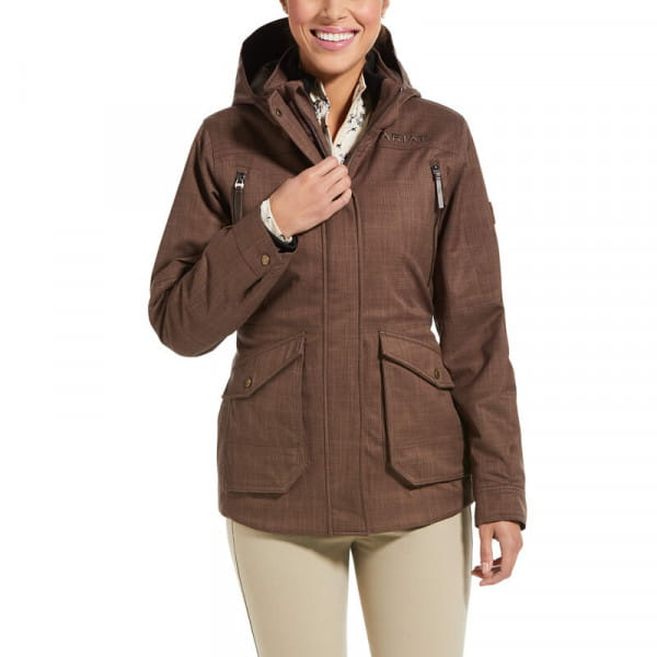 Ariat Womens Sterling Waterproof Insulated Parka H2O