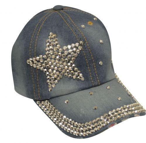 Cap Shining Star Denim