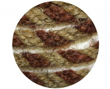 Mecate Horsehair two tone