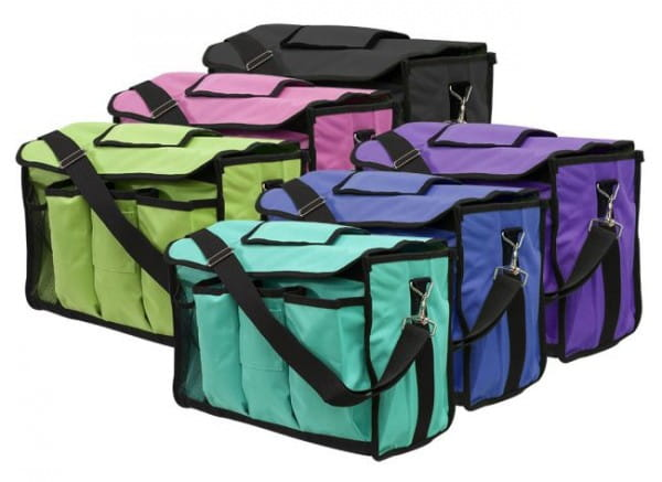 Showman Cordura Nylon Grooming Bag