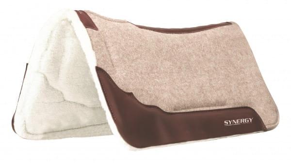 Weaver Synergy Contoured Wool Blend Felt Performance Merino Pad