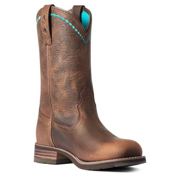 Ariat Womens Unbridled Roper Western Boot