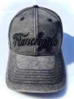 Ranchgirl Cap Fade Out black