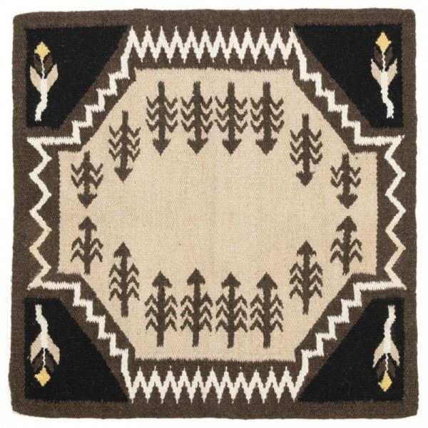Tapis Navajo Blanket Westride SIOUX