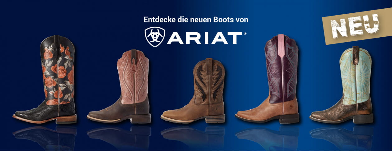 New Ariat