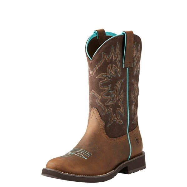 Ariat Womens Delilah Round Toe Western Boot