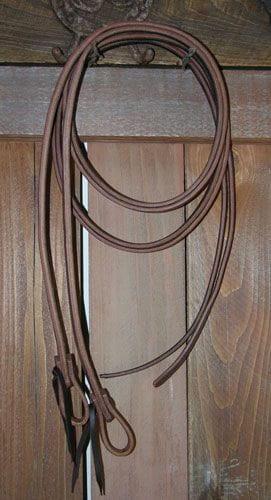 Weighted at bit Famous lined Split Reins- Schwere Enden am Bit 1/2