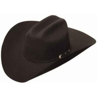 Twister Hat Santa Fe Black