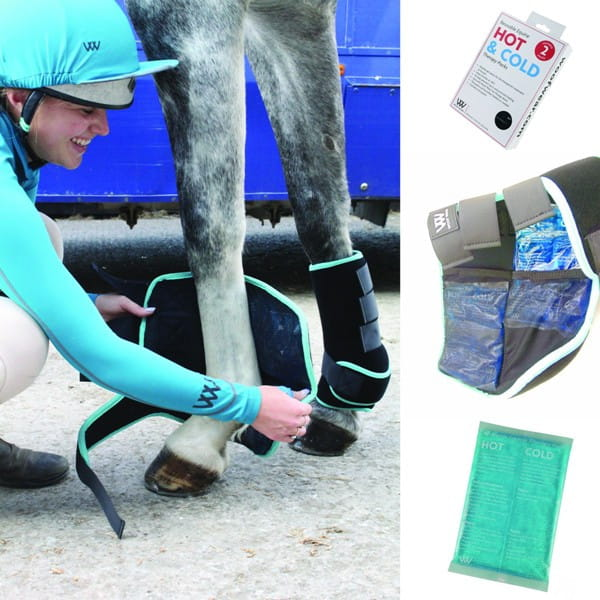 Woof Wear Therapy Polar Ice Boots