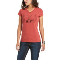 Ariat Womens Real Saguaro SS T-Shirt