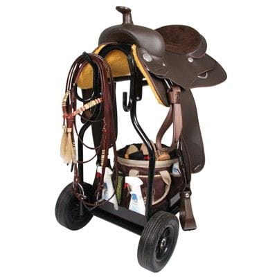 Stall Carry Basket - Caddy für Westernsättel