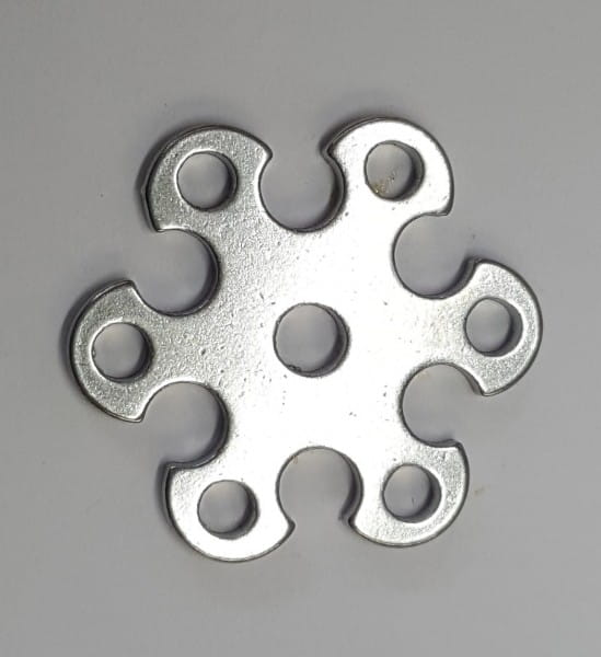 Stainless Steel 6 Point Rowels