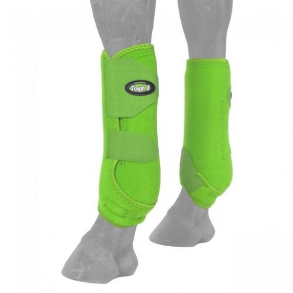 Tough1 Extreme Vented Sports Boots Front