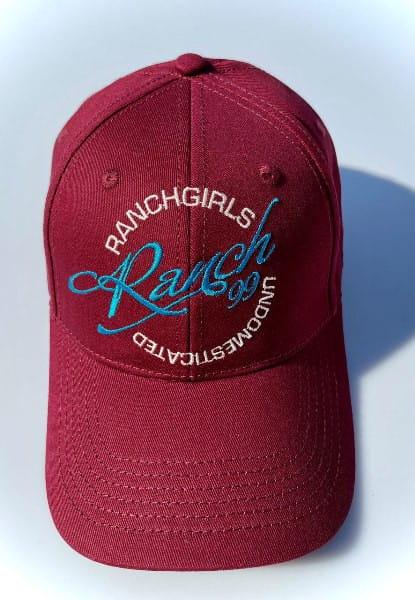 Ranchgirl Cap 99 Wine