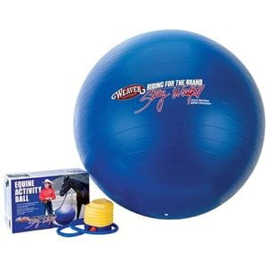 Weaver Stacy Westfall Horse Activity Ball
