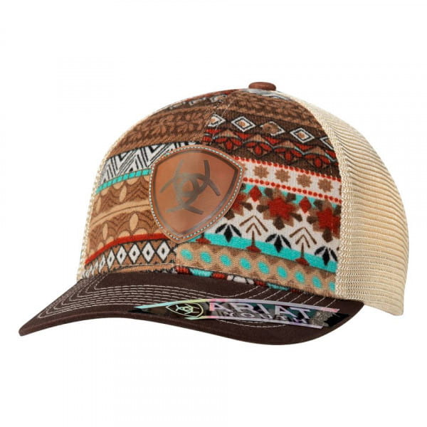 Ariat Youth B Fit Cap Tribal