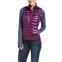 Ariat Womens Ideal 3.0 Down Vest violet