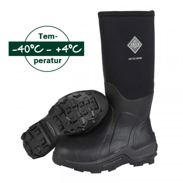 Muck Boot Arctic Sport High black