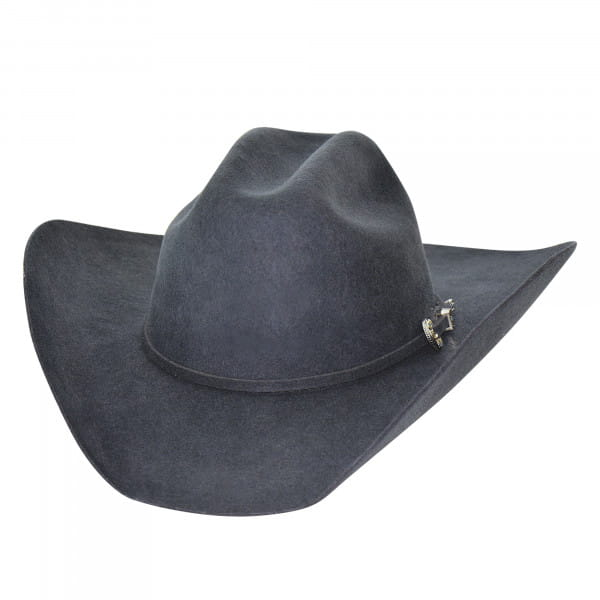 Bullhide 4X Westernfilzhut Kingsman grey