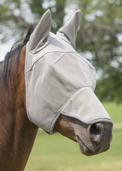 Weaver Nose & Ear Covered Fly Mask