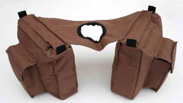 Sattelhorntasche