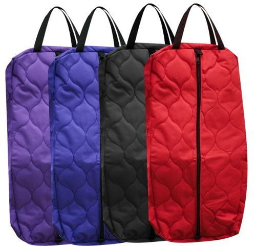 Showman Quilted Bridle Bag