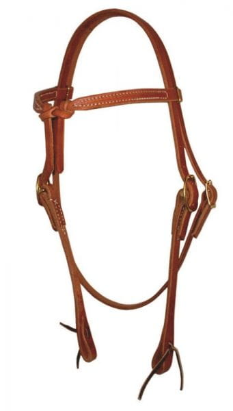 Ultimate Cowboy Gear Futurity Kopfstück Ranchwork Traditional