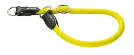 Hunter Halsband Freestyle neongelb Gr. M
