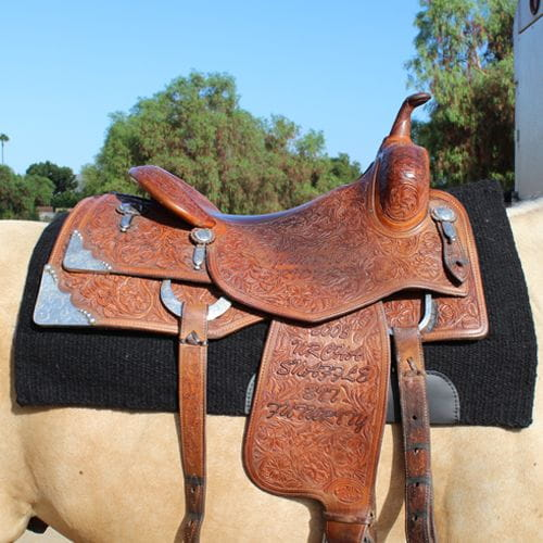 ProfChoice Comfort-Fit SMx H.D. Air Ride Western Pad