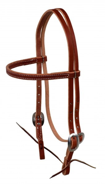 Ultimate Cowboy Gear Browband Latigo