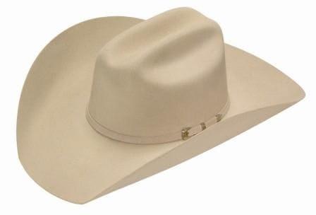 Twister Hat Santa Fe Silver Belly