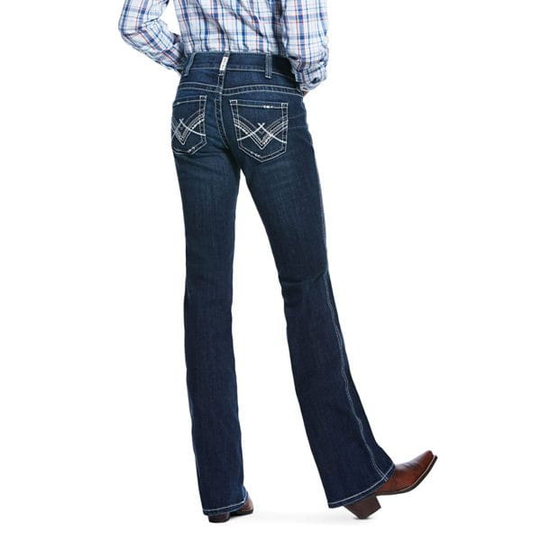 Ariat Real Riding Jeans Twilight Glitz
