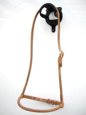 MOUTH-CLOSER ROUND-NOSEBAND Harness