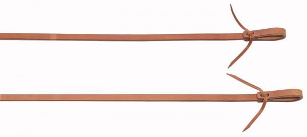 schwere Harness Split Reins 5/8 Länge 2,40 m