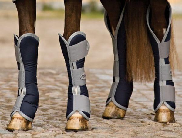 Horseware Amigo Transportgamaschen
