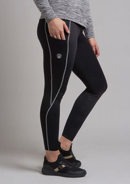 Mountain Horse Jade Tech Winterreitleggings