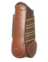 Leather Splint Boots