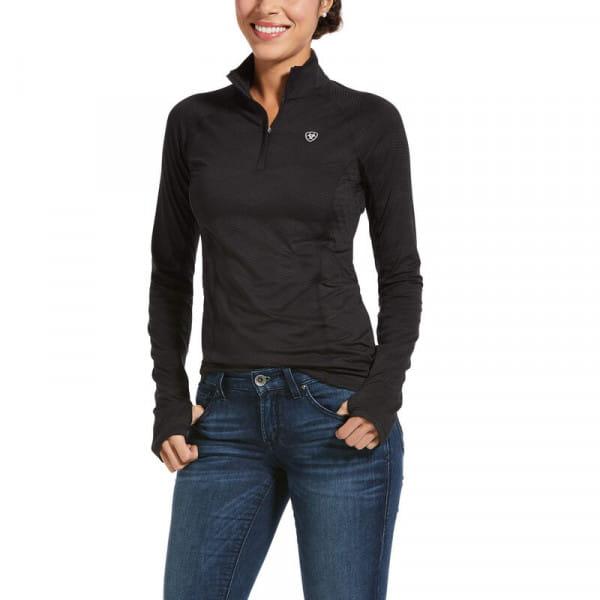 Ariat Womens Shirt Lowell 2.0 black reflective
