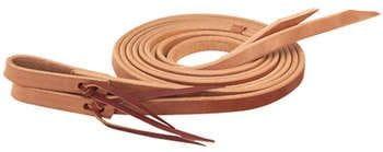 Weaver Heavy Harness Reins extralang 1/2' 13mm 240cm